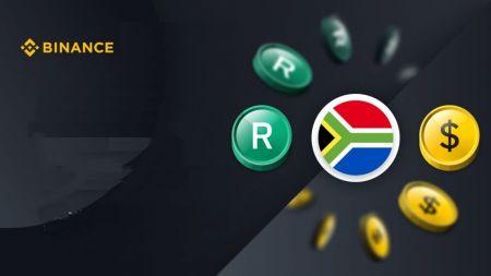 Deposit South African Rand (ZAR) on Binance via Web and Mobile App