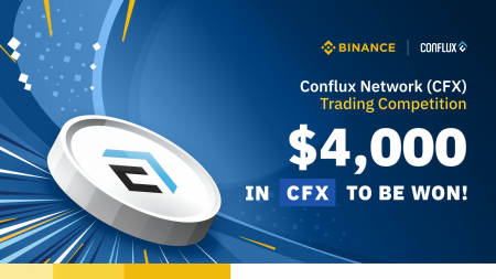 Conflux Trading Competition (SE Asia + NZ) with Total Prize Pool of $4,000!