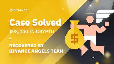 Case Solved: How Binance Angels Recovered $98,000 in Crypto On Behalf of a Binance User