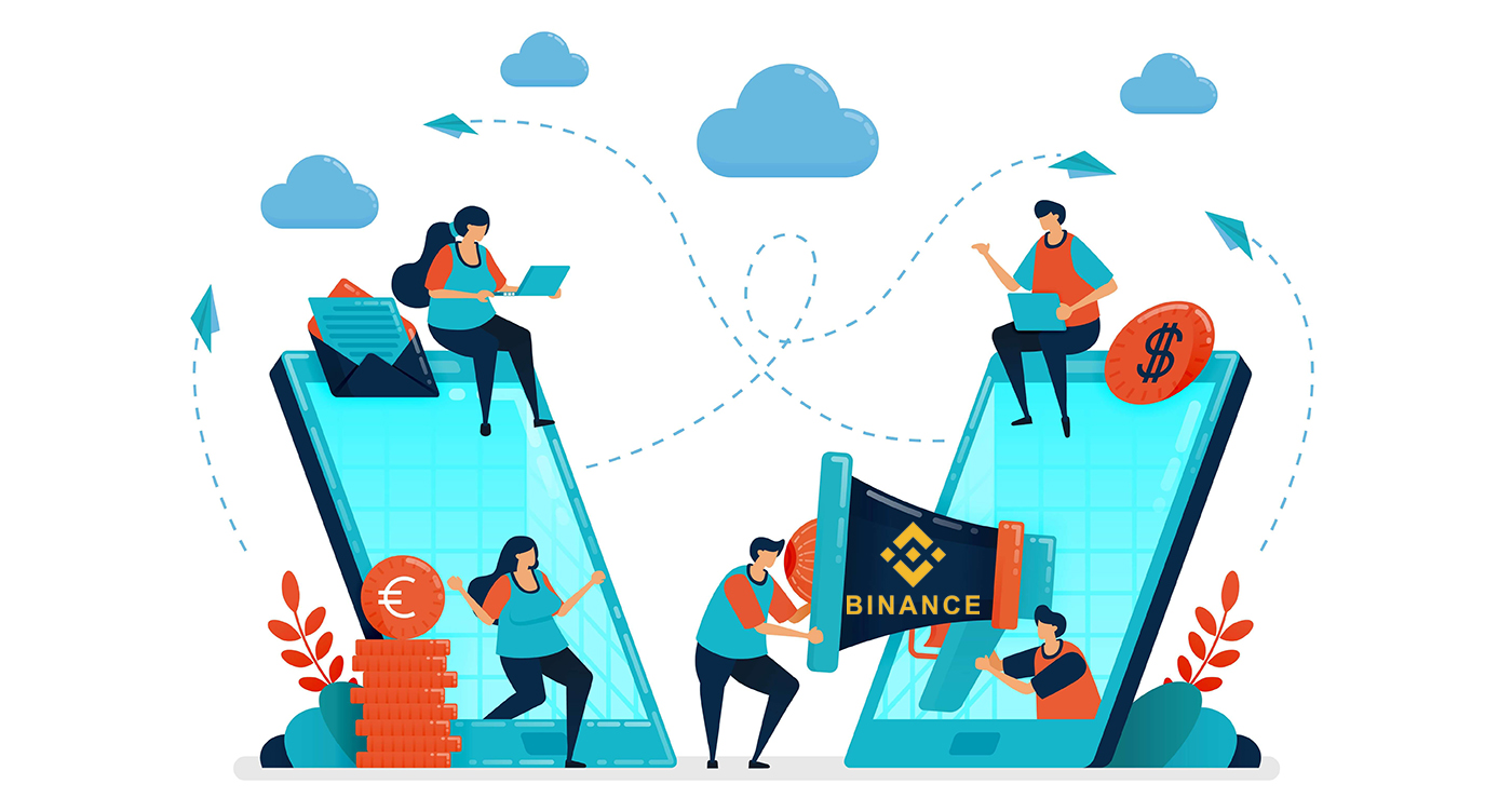 How to join Affiliate Program and become a Partner in Binance