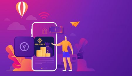 How to Register and Withdraw at Binance