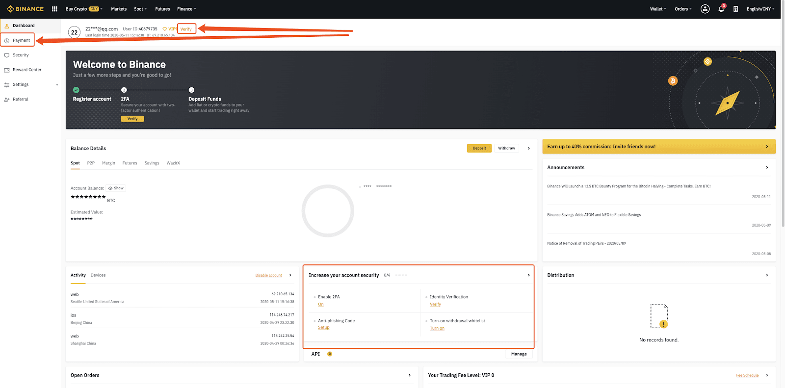 How to Sell and Buy Crypto on Binance
