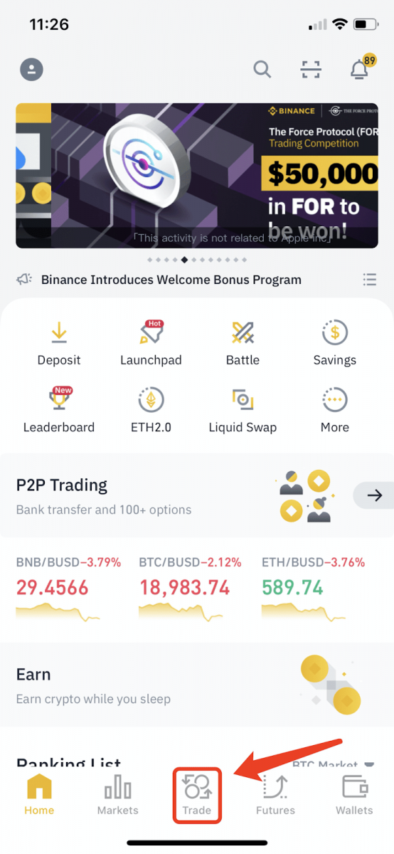 Frequently Asked Questions (FAQ) of Binance P2P Trading