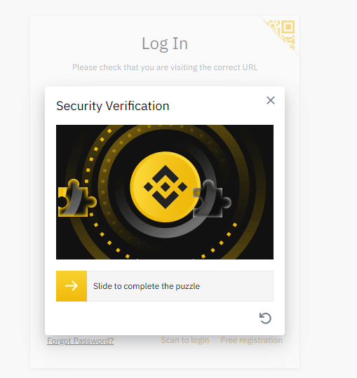 How to Login and start Trading Crypto at Binance