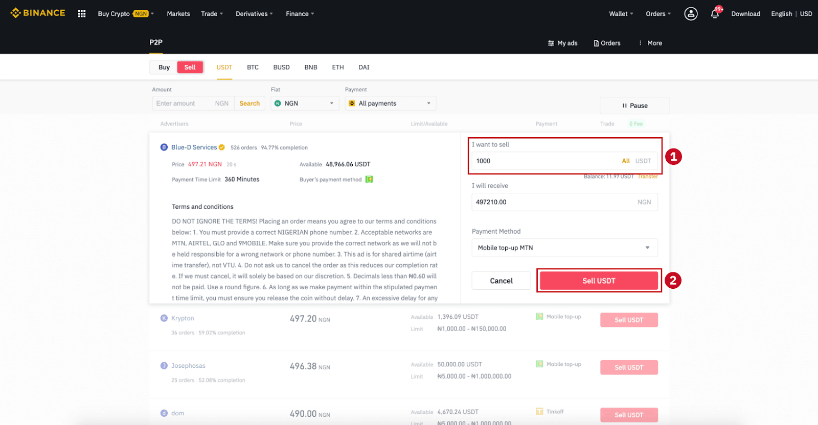 How to Sign in and Withdraw from Binance