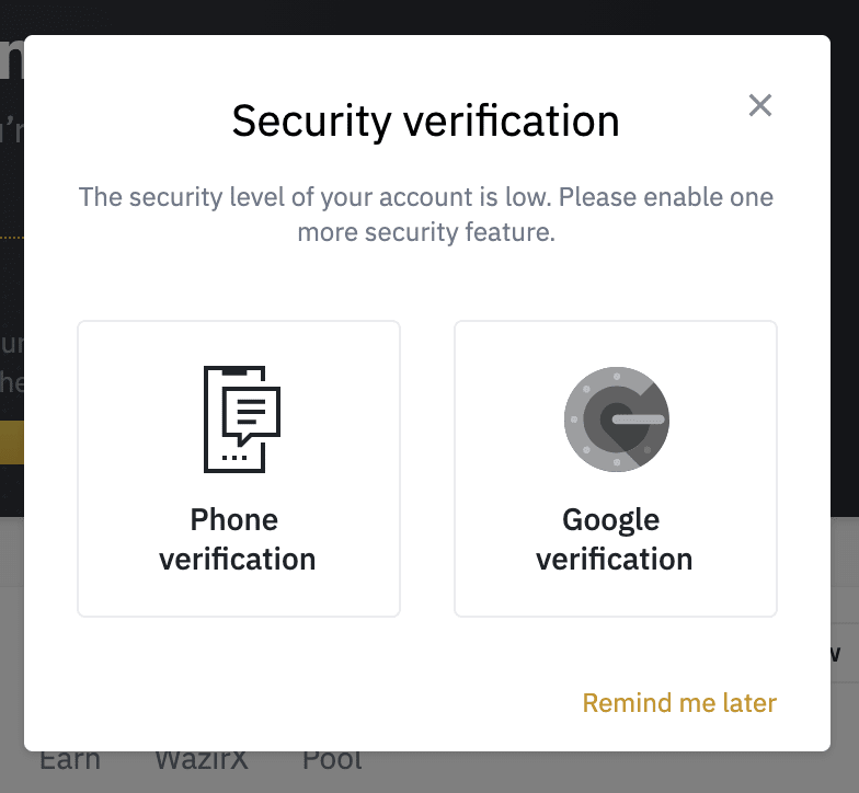 How to Sign Up and Login Account in Binance